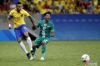[高清组图]奥运会男足小组赛:巴西0-0平伊拉克