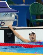 [高清组图]女子200米混合泳预赛叶诗文顺利晋级