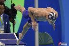 [高清组图]男子200米蝶泳半决赛 菲尔普斯晋级