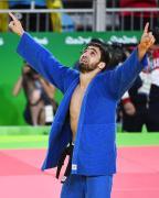 [高清组图]男子柔道81公斤级:俄罗斯选手夺冠