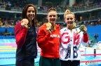 [高清组图]女子200米混合泳 霍斯祖夺冠