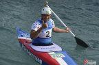 [高清组图]法国选手获皮划艇激流回旋首枚金牌