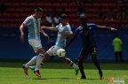 [高清组图]男足小组赛-洪都拉斯1-1平阿根廷