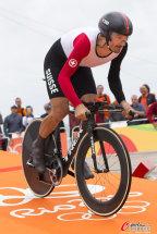 [高清组图]公路自行车计时赛:坎切拉拉夺冠