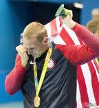 [高清组图]输赢都要哭 盘点奥运赛场哭泣瞬间