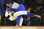 [高清组图]柔道男子100kg级 捷克选手夺冠