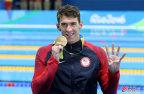 [高清组图]男子200米个人混合泳:菲尔普斯夺冠