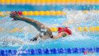 [高清组图]女子800米自由泳-美国莱德基夺冠