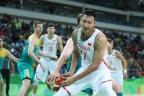 [高清组图]男篮小组赛中国68-93不敌澳大利亚队