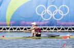 [高清组图]女子赛艇单人双桨澳大利亚选手夺冠