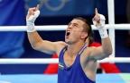 [高清组图]拳击次蝇量级:乌兹别克斯坦选手夺金