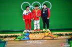 [高清组图]女举75公斤以上级 孟苏平强势夺冠