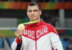 [高清组图]男子古典式摔跤75kg级 俄罗斯摘金牌