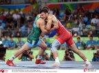[高清组图]古典式摔跤男子85公斤级 俄罗斯夺冠