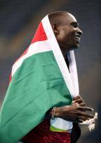 [高清组图]田径男子800米决赛 鲁迪沙夺冠