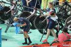 [高清组图]场地自行车男子个人全能赛意大利夺冠