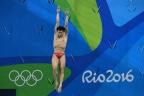[高清组图]男子跳水3米板曹缘夺冠 中国第16金!