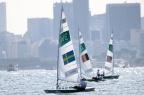 [高清组图]女子单人艇激光雷迪尔级 荷兰夺金牌