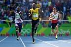 [高清组图]200米预赛-博尔特加特林晋级半决赛