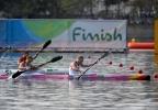 [高清组图]男子双人皮艇1000米 德国夺得金牌