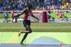 [高清组图]基普鲁托获田径男子3000米障碍赛冠军