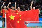 [高清组图]乒乓球男团决赛 中国队3-1日本队夺冠