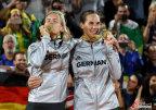 [高清组图]女子沙滩排球决赛 德国组合夺冠