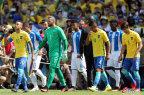 [高清组图]内马尔梅开二度 巴西6-0大胜进决赛