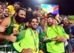 [高清组图]男子沙排-东道主巴西夺冠 荷兰摘铜