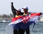 [高清组图]男子双人艇470级:克罗地亚夺得金牌