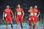 [高清组图]盘点奥运会 中国代表团十大突破