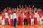 [高清组图]时隔12年 中国女排奥运再登顶