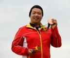 [高清组图]女子高球冯珊珊摘铜创历史 韩国夺金