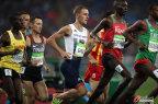 [高清组图]田径男子1500米-美国选手夺冠