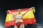 [高清组图]女子跳高-西班牙选手贝蒂亚夺金