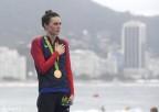 [高清组图]女子铁人三项美国夺得冠军 瑞士银牌