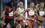 [高清组图]女子800米-南非选手夺得冠军