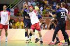 [高清组图]男子手球决赛丹麦28-26力克法国夺金
