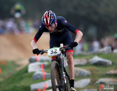 [高清优游品牌国际图]自行车男人山地越野 瑞士名将夺冠