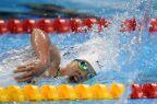 [高清组图]张丽获女子100米自由泳S5级冠军