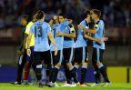 [高清组图]世预赛-苏神哑火 乌拉圭2-1厄瓜多尔