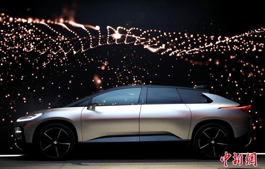 Faraday Future Unveils First Commercial Electric Car Cctv News English