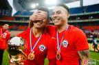 [高清组图]中国杯-智利1-0小胜冰岛夺冠
