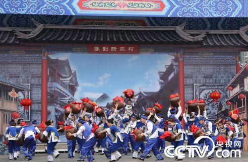 乡村大世界:春到新农村 贵州荔波 2月11日