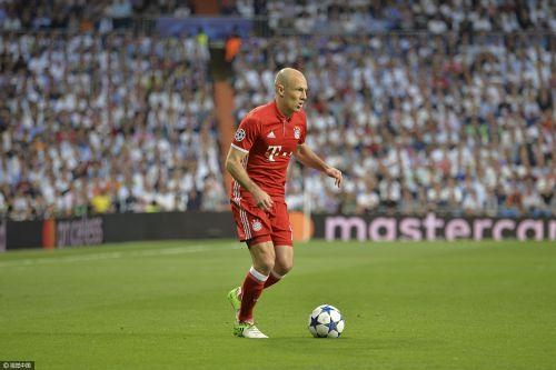 欧冠-C罗百球里程碑 皇马加时赛4-2拜仁进四强