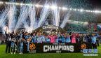 [高清组图]悉尼FC夺得2016/17赛季澳超联赛冠军