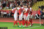[高清组图]姆巴佩建功 摩纳哥2-0时隔17年夺冠