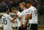[高清组图]世预赛-新中锋帽子戏法 德国7-0大胜