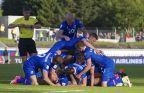 [高清组图]马格努松绝杀 冰岛主场1-0克罗地亚