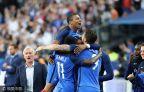 [高清组图]热身-姆巴佩助攻 10人法国3-2胜英格兰